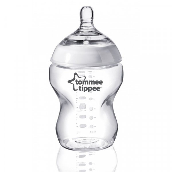 Tommee Tippee Butelka Closer to Nature 0m+ - 260 ml