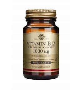 Solgar Witamina B12 1000 μg - 100 tabletek