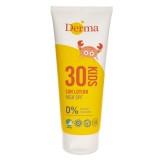 Derma Sun Krem słoneczny dla dzieci SPF 30 - 200 ml