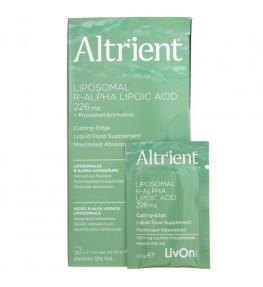 LivOn Altrient R-ALA liposomalny kwas alfa-liponowy - 30 saszetek