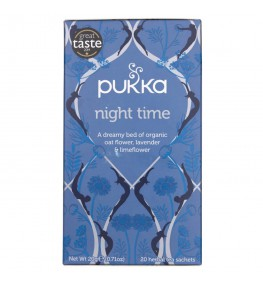 Pukka Herbata Night Time Spokojna Noc - 20 saszetek
