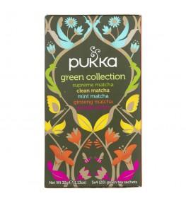 Pukka Herbata Green Collection Mieszanka Zielona - 20 saszetek