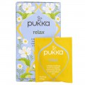 Pukka Herbata Relax Relaksująca - 20 saszetek