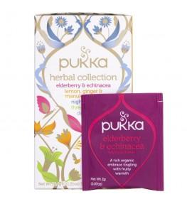 Pukka Herbata Herbal Collection Mix Limitowana Edycja - 20 saszetek