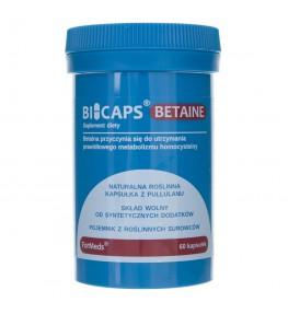 Formeds Bicaps Betaine - 60 kapsułek