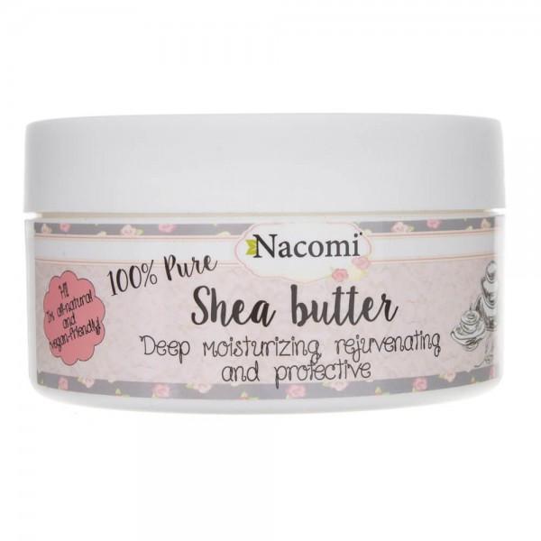 Nacomi Masło shea czyste - 100 ml