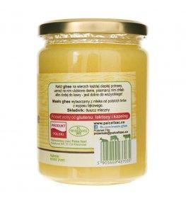Palce Lizać Masło sklarowane ghee - 520 ml