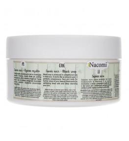 Nacomi Mydło czarne Savon Noir - 120 g