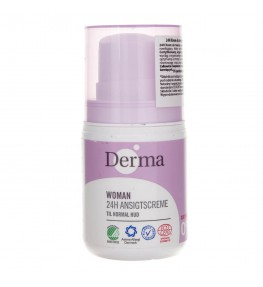 Derma Eco Woman 24h krem do twarzy skóra normalna - 50 ml