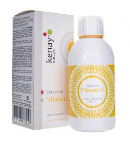 CureSupport Witamina C liposomalna o smaku pomarańczowym - 250 ml