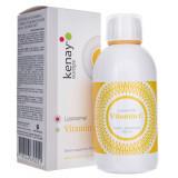 CureSupport Witamina C liposomalna o smaku ananasowym - 250 ml