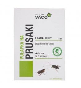 VACO Pułapka na prusaki i karaluchy ECO - 2 sztuki