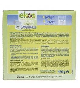 Pierpaoli Ekologiczne tabletki do zmywarki - 25 sztuk