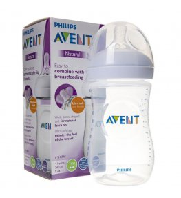 Philips Avent Butelka do karmienia Natural 1 m+ - 260 ml