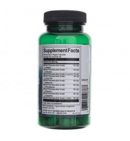 Swanson AjiPure® 9 Essential Aminos Formula - 60 kapsułek