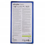 Mercator Rękawiczki diagnostyczne nitrylex® basic S - 100 sztuk