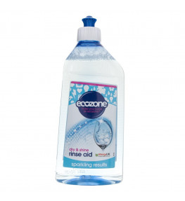 Ecozone Rinse Aid Nabłyszczacz do zmywarek - 500 ml