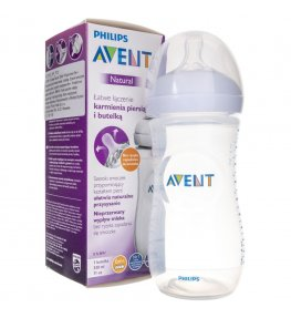 Philips Avent Butelka do karmienia Natural 2.0 6 m+ - 330 ml