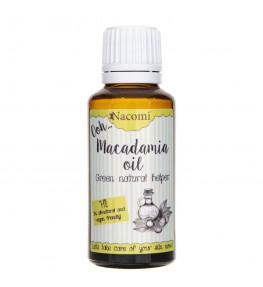 Nacomi Olej macadamia rafinowany - 30 ml