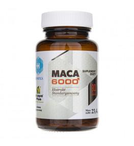 Hepatica Maca 6000 - 90 kapsułek