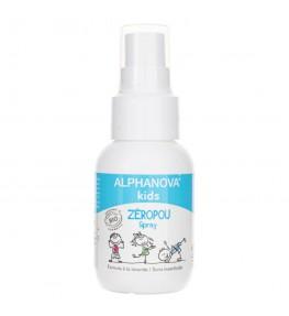 Alphanova Kids Naturalny spray odstraszający wszy - 50 ml