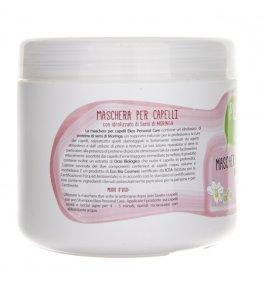 Pierpaoli Ekos Maska do włosów z hydrolizowanymi proteinami nasion moringa - 500 ml