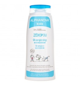 Alphanova Kids Szampon odstraszający wszy - 200 ml
