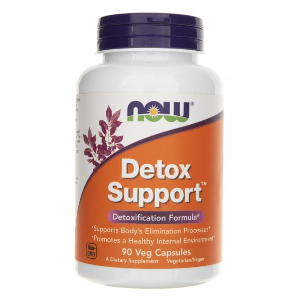 Now Foods Detox Support - 90 kapsułek