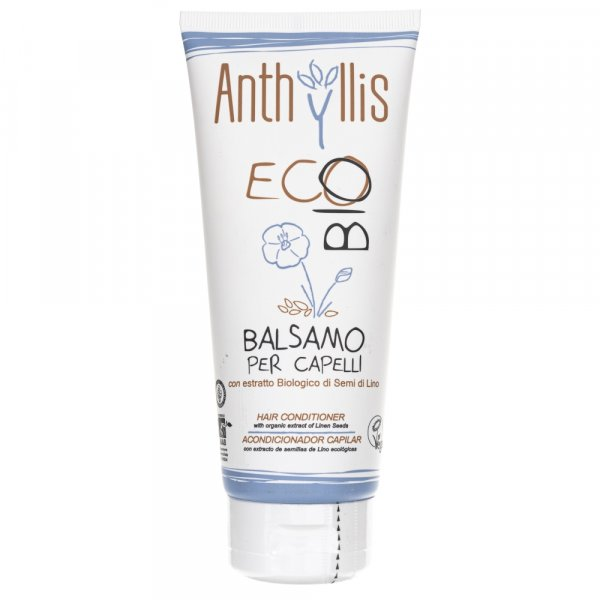 Anthyllis Odżywka do włosów z ekstraktem z Nasion lnu i Proteinami ryżu - 200 ml