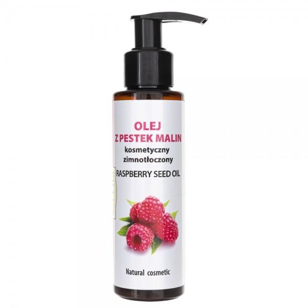 Olvita Kosmetyczny olej z pestek malin - 100 ml