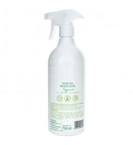 Swonco Płyn do mycia szyb Miętowy - 750 ml