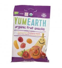 YumEarth Żelki owocowe z witaminą C - 50 g
