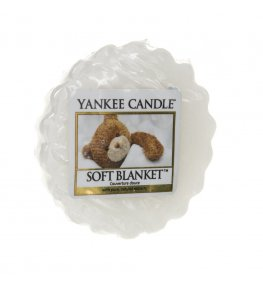 Yankee Candle Wosk zapachowy Soft Blanket - 22 g