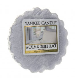 Yankee Candle Wosk zapachowy A Calm & Quiet Place - 22 g
