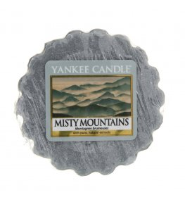 Yankee Candle Wosk zapachowy Misty Mountains - 22 g