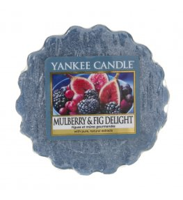 Yankee Candle Wosk zapachowy Mulberry & Fig Delight - 22 g