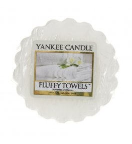 Yankee Candle Wosk zapachowy Fluffy Towels - 22 g