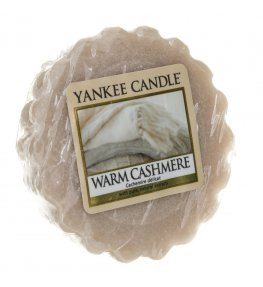 Yankee Candle Wosk zapachowy Warm Cashmere - 22 g
