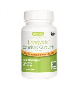 Igennus Longvida Kurkuma 500 mg - 30 kapsułek