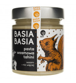 Alpi Basia Basia Pasta sezamowa tahini - 210 g