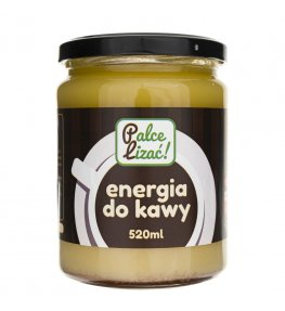 Palce Lizać Energia do kawy - 520 ml