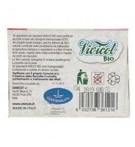 Vivicot Wkładki higieniczne z organicznej bawełny - 35 sztuk
