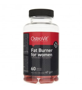 OstroVit Fat Burner for women - 60 kapsułek