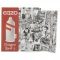 Egzo Dragon Lord's Prezerwatywa z wypustkami Soft - 1 sztuka