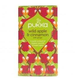 Pukka Herbata Wild Apple & Cinnamon - 20 saszetek
