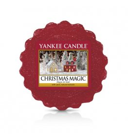 Yankee Candle Wosk zapachowy Christmas Magic - 22 g
