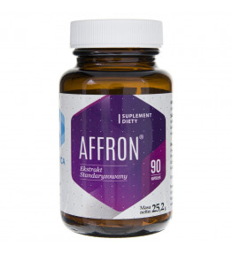 Hepatica Affron - 90 kapsułek