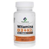 MedFuture Witamina D3 + K2 Forte - 120 tabletek