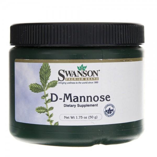 Swanson D-Mannoza proszek - 50 g