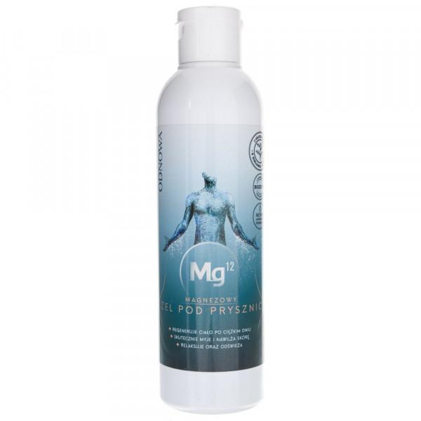 Mg12 Magnezowy żel pod prysznic Odnowa - 200 ml